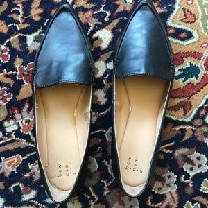 and eawy size 9 pointed shoes